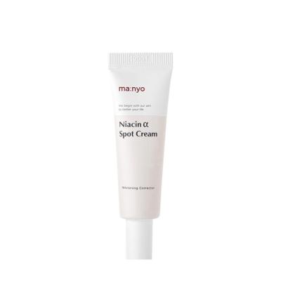 Отбеливающий Крем Альфа-Ниацин Manyo Factory Niacin Alpha & Spot Cream 20 мл