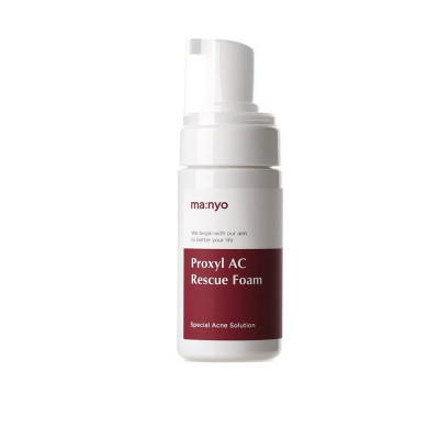 Очищающая Пенка для Проблемной Кожи Manyo Factory Blemish Lab Proxyl Acne Foam 100 мл