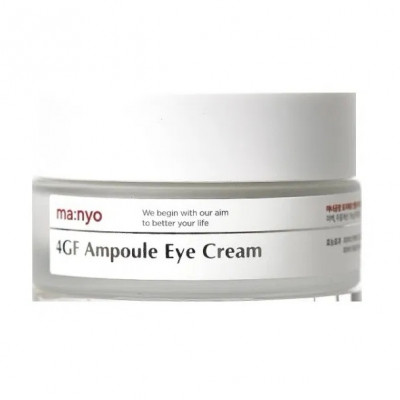 Крем для Глаз 4GF Больше 20% Manyo Factory 4GF Ampoule Eye Cream 30 мл