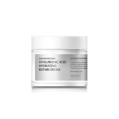 Увлажняющий Восстанавливающий Крем с Гиалуроновой Кислотой Manyo Factory Hyaluronic Acid Hydrating Repair Cream 75 мл