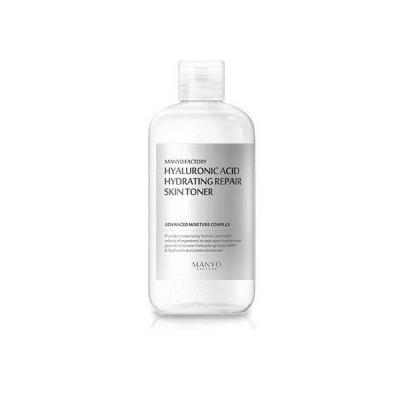 Увлажняющий Восстанавливающий Тоник с Гиалуроновой Кислотой Manyo Factory Hyaluronic Acid Hydrating Repair Skin Toner 250 мл