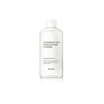 Мицелярная Вода с Гиалуроновой Кислотой Manyo Factory Hyaluronic Acid Micellar Water Cleanser 300 мл