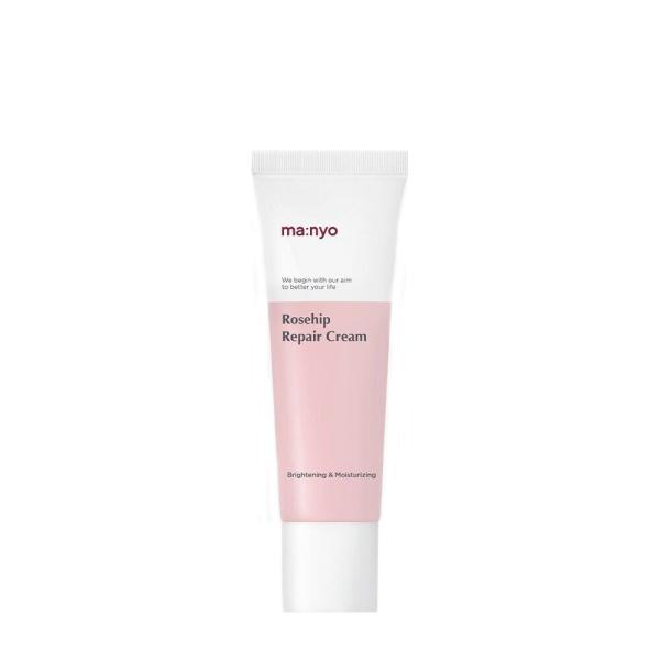 Крем для Лица с Натуральным Экстрактом Шиповника Manyo Factory Natural Treatment Rosehip Cream 50 мл