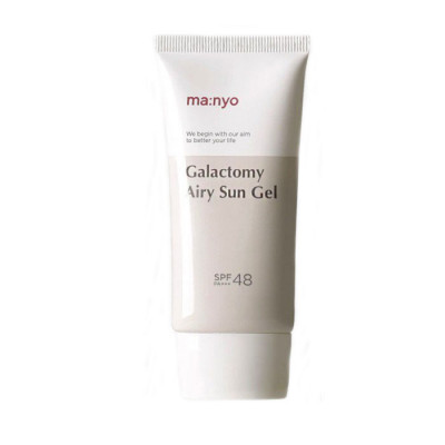 Солнцезащитный Гель Manyo Factory Pure Galactomy Airy Sun Gel 50 г