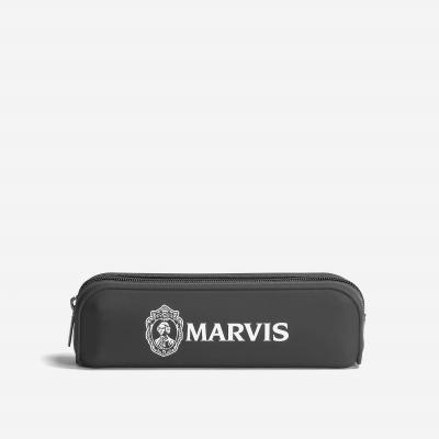 Дорожный Набор Зубная Щетка, Зубная Паста Классическая Интенсивная Мята Marvis Travel Kit  85 мл