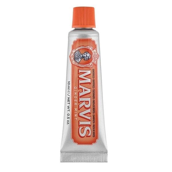 Зубная Паста Marvis «Имбирь-Мята» Ginger Mint 10 мл