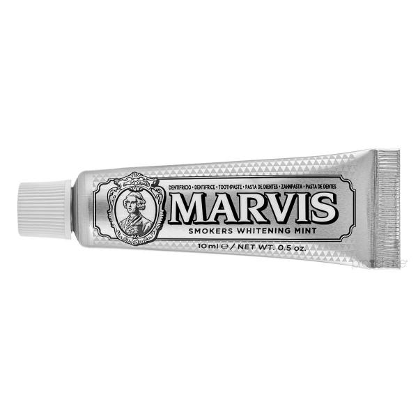Зубная Паста с Отбеливающим Эффектом Marvis Smokers Whitening Mint 10 мл