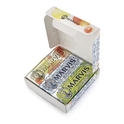 Набор Зубных Паст с Тремя Вкусами Marvis Tea Collection Toothpaste Gift Set 3Х25 Мл