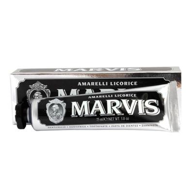 Зубная Паста Marvis «Лакрица» Amarelli Licorice 75 мл