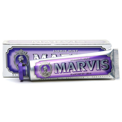Зубная Паста Marvis «Жасмин-Мята» Jasmin Mint 75 мл