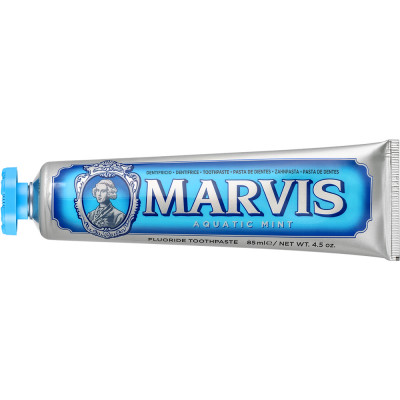 Зубная Паста с Ксилитолом Marvis «Морская Мята» Aquatic Mint + Xylitol 85 мл