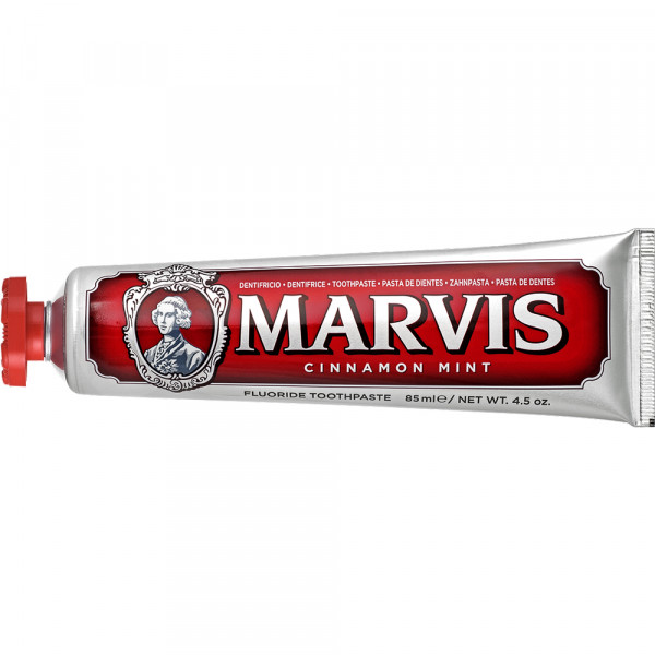Зубная Паста с Ксилитолом Marvis «Корица-Мята» Cinnamon Mint + Xylitol 85 мл