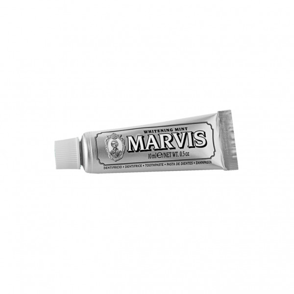 Отбеливающая Зубная Паста Marvis «Мята» Whitening Mint 10 мл