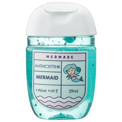 "Антисептик для Рук ""Свежий Парфюмированный Аромат"" Mermade Mermaid 29 мл"