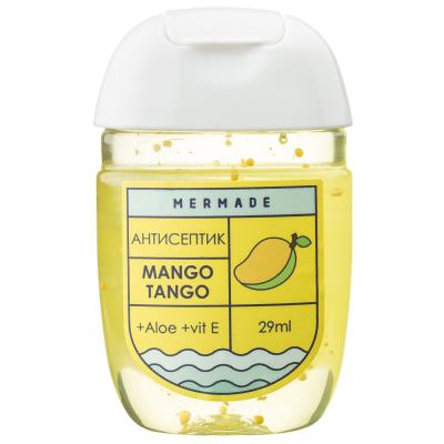 "Антисептик для Рук ""Манго"" Mermade Mango Tango 29 мл"
