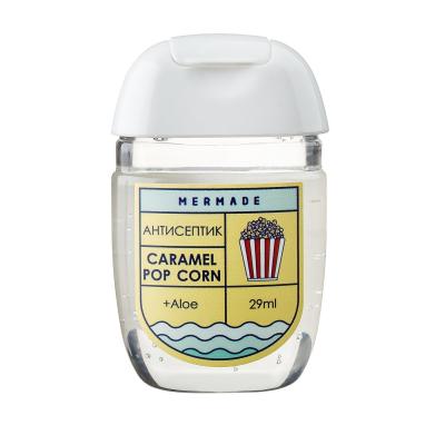 "Антисептик для Рук ""Карамельный Попкорн"" Mermade Caramel Popcorn 29 мл"
