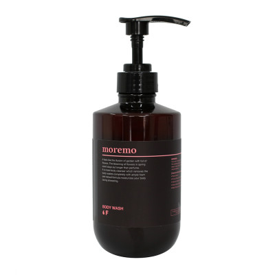 Гель для Душа Moremo Body Wash F 500 мл