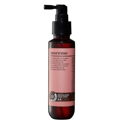 Восстанавливающий Тоник для Кожи Головы для Роста Волос Moremo Revitalizing Hair Tonic A 115 мл