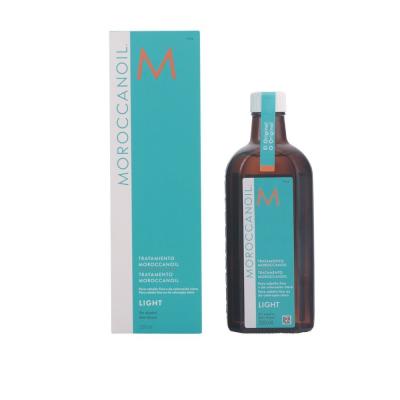 Восстанавливающее Масло для Тонких и Светлых Волос Moroccanoil Treatment Light  200 мл