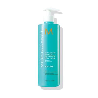 Шампунь для Объёма Тонких Волос Moroccanoil Extra Volume Shampoo 500 мл