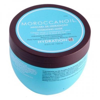 Интенсивно-Увлажняющая Маска Moroccanoil Intense Hydrating Mask 500 мл