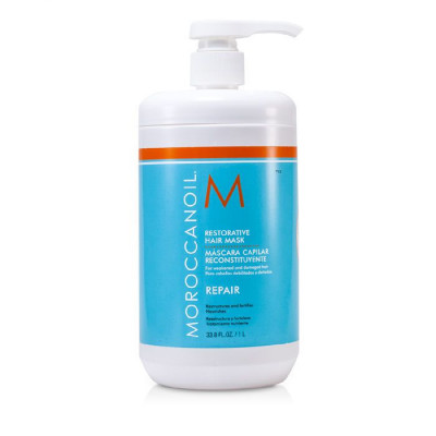 Восстанавливающая Маска для Волос Moroccanoil Restorative Mask 1000 мл