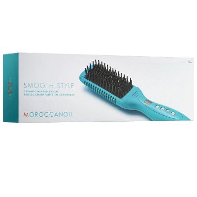 Термо-Щётка для Выпрямления Волос Moroccanoil Smooth Style Ceramic Heated Brush