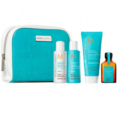 "Дорожный Набор ""Восстановление"" Moroccanoil Travel Kit Repair"