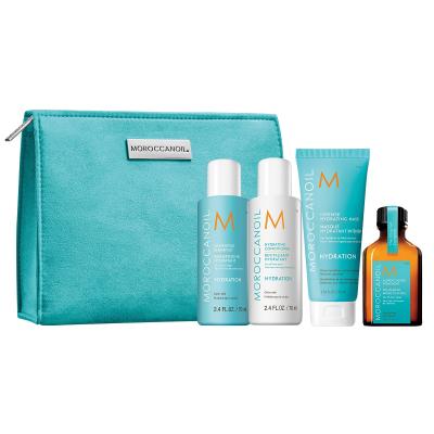 """Дорожный Набор """"Увлажнение"""" Moroccanoil Hydration Travel Kit"""
