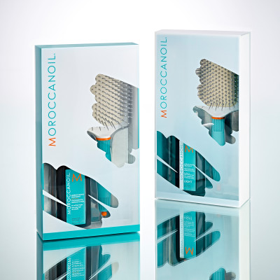 Набор для Укладки и Стайлинга Moroccanoil Original Limited Kit