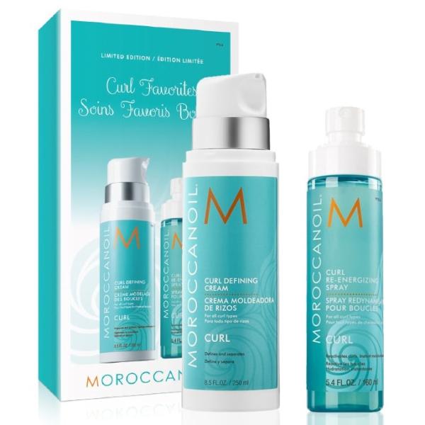 """Промо-Набор """"Фаворит Кудрей"""" Moroccanoil Curl Favourites"""
