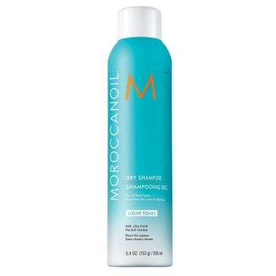Сухой Шампунь для Светлых Волос Moroccanoil Dry Shampoo Light Tones 205 мл
