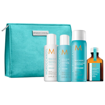 Дорожный Набор Moroccanoil Volume Takes Flight Travel Set