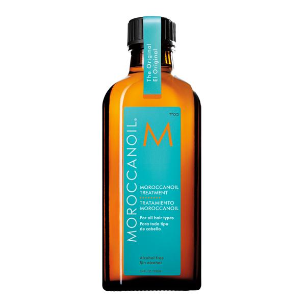 Восстанавливающее Масло для Всех Типов Волос Moroccanoil Treatment 100 мл
