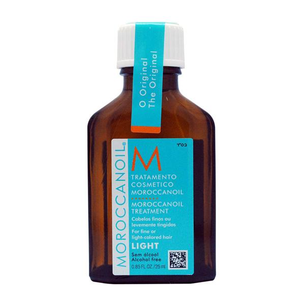 Восстанавливающее Масло Moroccanoil Treatment Light для Тонких и Светлых Волос 25 мл