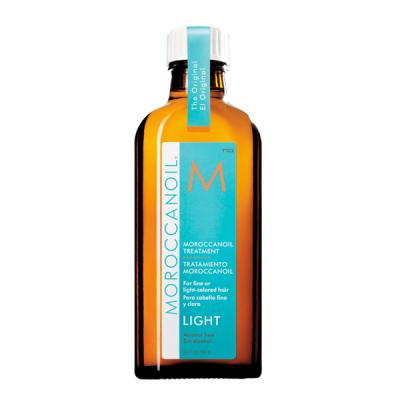 Восстанавливающее Масло Moroccanoil Treatment Light для Тонких и Светлых Волос 100 мл