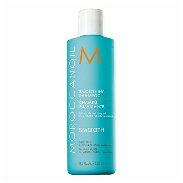 Смягчающий Разглаживающий Шампунь Moroccanoil Smoothing Shampoo 250 мл