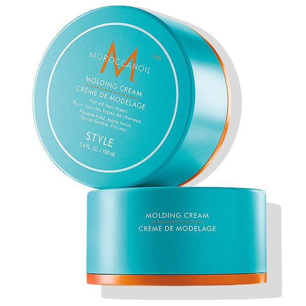 Моделирующий Крем для Коротких Волос и Подчёркивания Текстуры Moroccanoil Molding Cream 100 мл