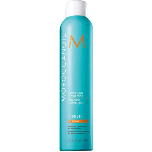 Сияющий Лак для Волос Сильной Фиксации Moroccanoil Luminous Hairspray Strong Finish 330 мл