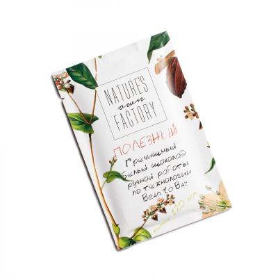 Белый Шоколад с Гречишным Чаем Nature's Own Factory 20 г