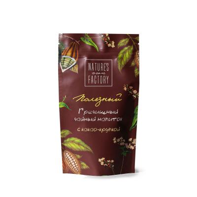 Гречишный Чайный Напиток с Какао Крупкой Nature's Own Factory 100 г