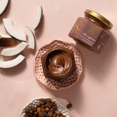 Гречишная Шоколадная Паста с Кокосом и Кофе Nature's Own Factory 120 г