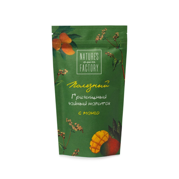 Гречишный Чай с Манго Nature's Own Factory 100 г