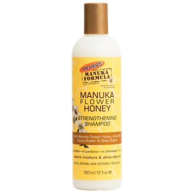 Укрепляющий Шампунь Мед Цветка Мануки Palmer's Manuka Formula Manuka Flower Honey Strengthening Shampoo 350 мл