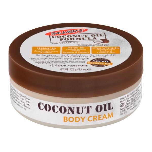 Крем для Тела Масло Кокоса Palmer's Coconut Oil Formula Coconut Oil Body Cream 125 мл