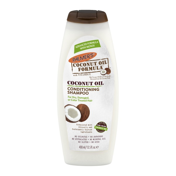 Кондиционирующий Шампунь Масло Кокоса Palmer's Coconut Oil Formula Conditioning Shampoo 400 мл