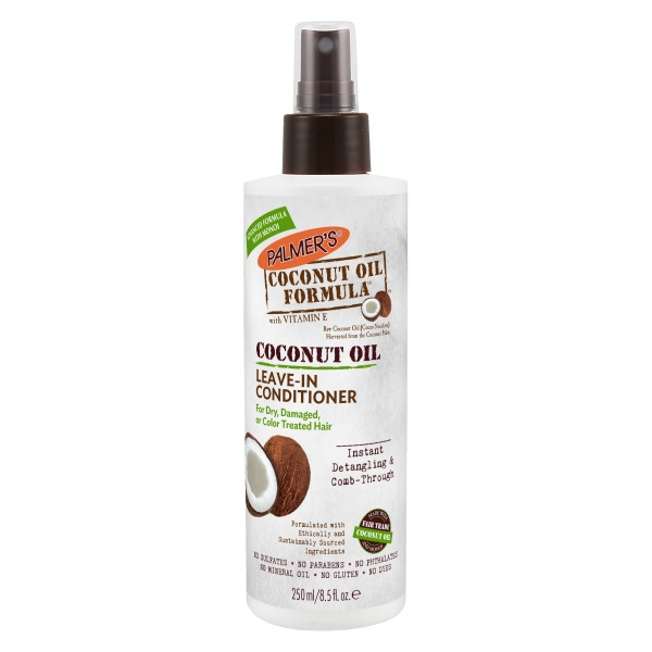 Кондиционер без Смывания для Волос Масло Кокоса Palmer's Coconut Oil Formula Coconut Oil Leave-In Conditioner 250 мл