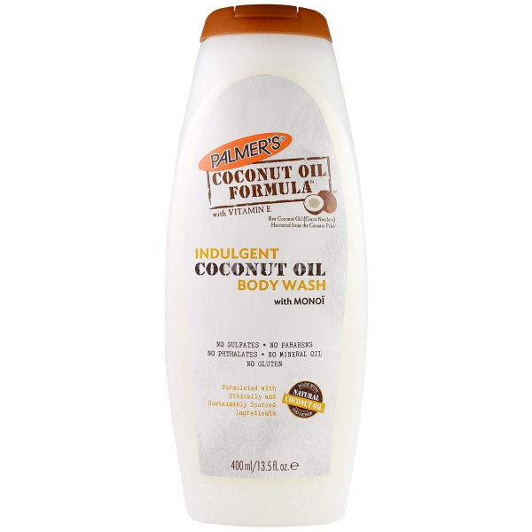 Гель для Душа Масло Кокоса Palmer's Coconut Oil Formula Indulgent Coconut Oil Body Wash 400 мл