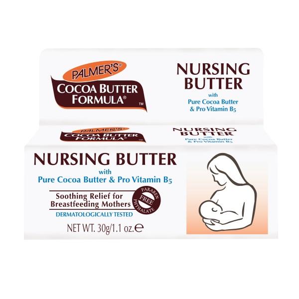 Крем для Ухода за Грудью во Время Кормления Масло Какао Palmer's Cocoa Butter Formula Nursing Butter 30 мл