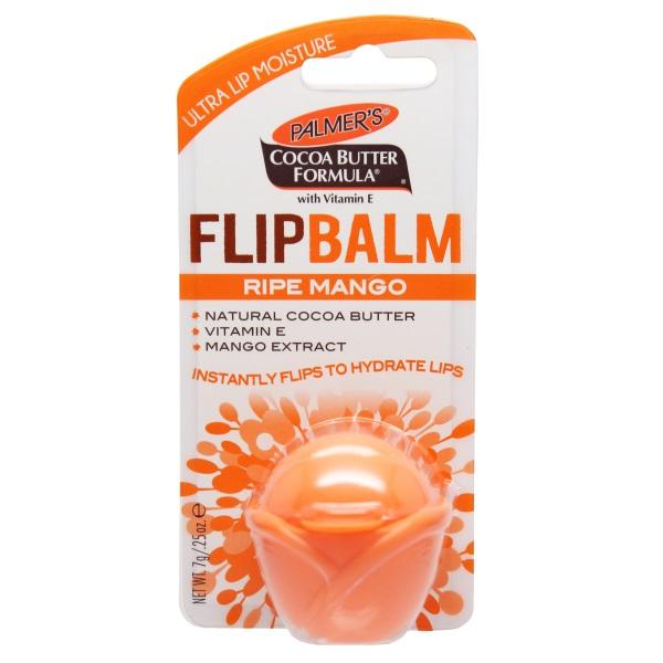 Бальзам для Губ со Вкусом Манго Palmer's Cocoa Butter Formula FlipBalm Ripe Mango 7 мл